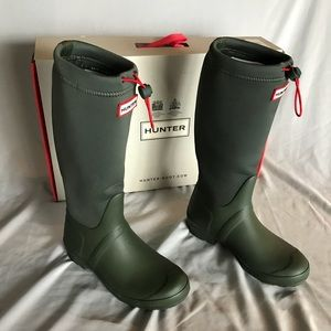 Hunter Neoprene Tour Boots